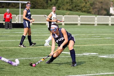 Girls Field Hockey vs. Tilton 9/14/11