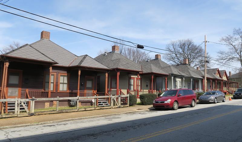 Auburn Avenue Historic Residential Area