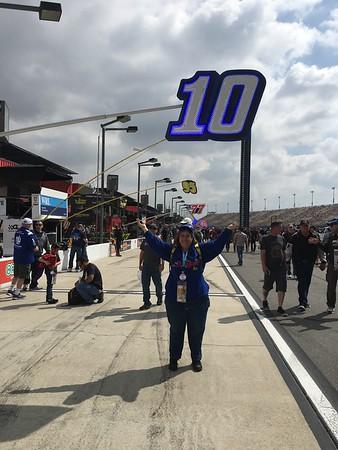 NASCAR Auto Club 400, 2017