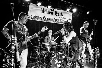 Hellen Back @ Silvercreek