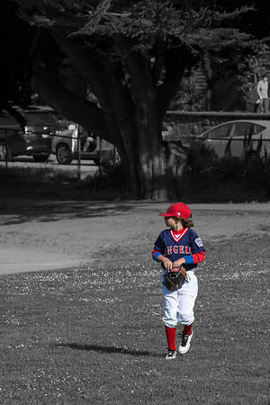 Ben @ Angels v. Braves