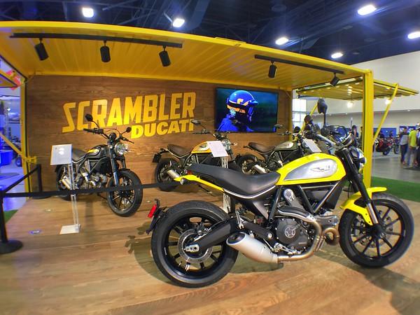 Miami IMS Motorcycle Show 2015