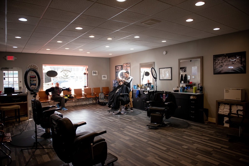 Shave & Fade at Serenity
