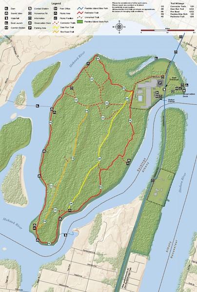 Peebles Island State Park