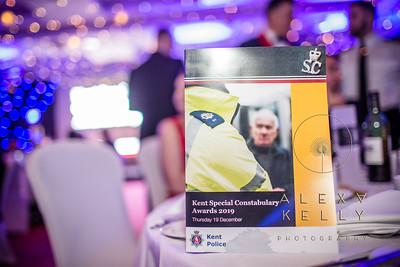 Special Constabulary Awards