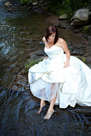 Rachel: Trash the Dress