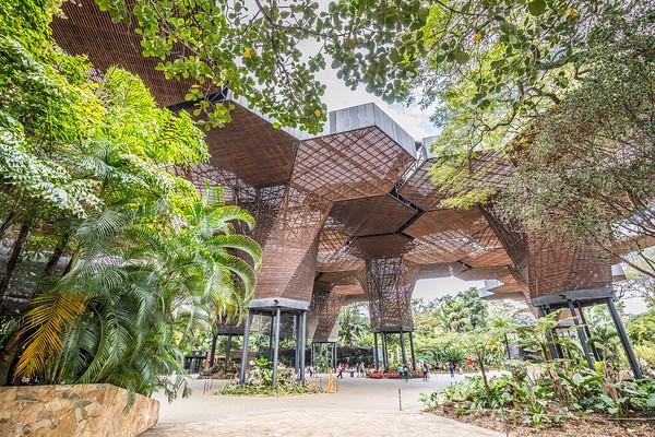 Uribe Botanical Garden