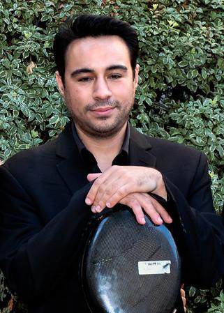 Gabriel Beistline, cello