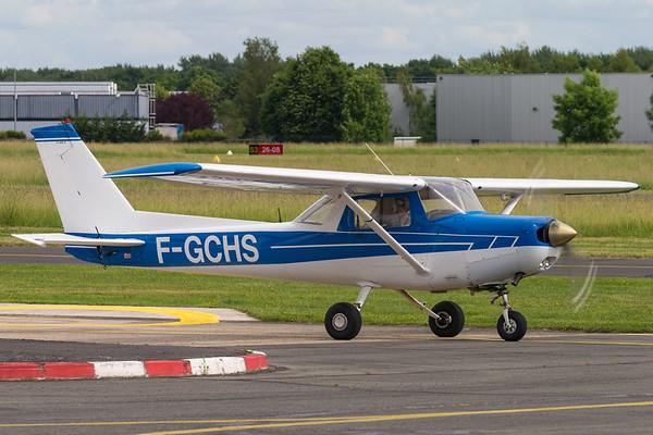 F-GCHS - Reims Cessna 152
