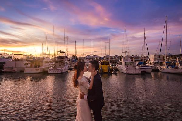 TERRY+KYLIE PRE-WEDDING DARWIN