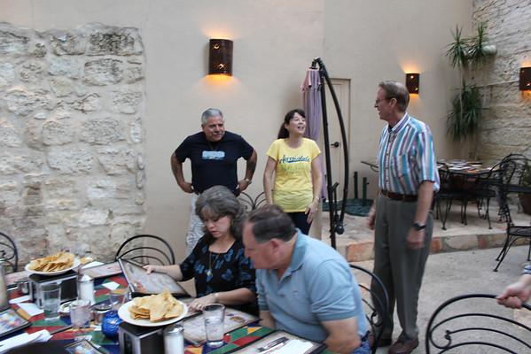 San Antonio September 2009