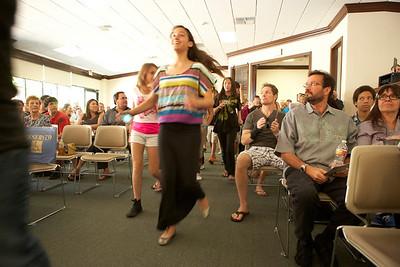 Rancho Sunday Service (10-28-2012)