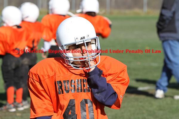 Orange Crushers vs Scarlet Crusaders 10-25-2009