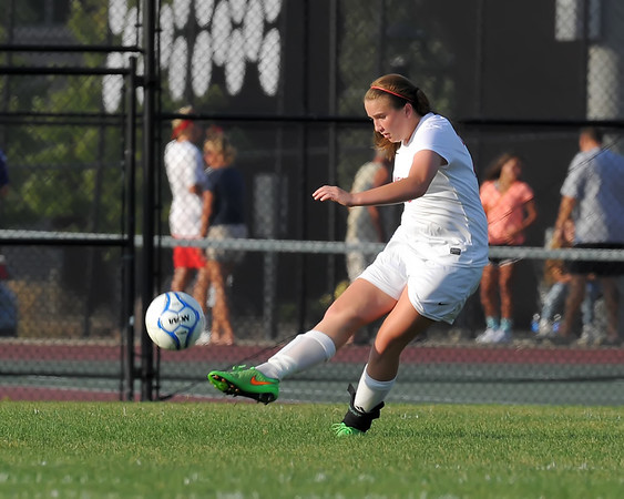 Plainfield Girl's High School Soccer vs Chatard High School