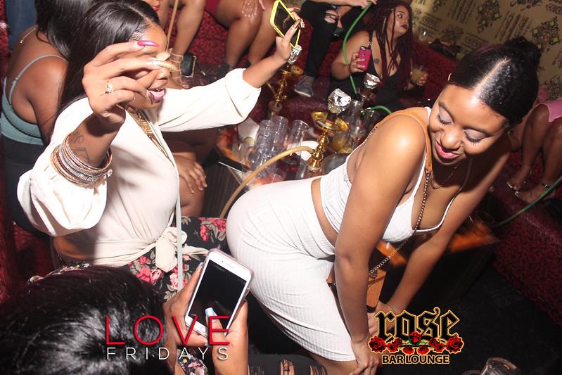 Love Fridays @ Rose Bar 08/25/17