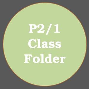 P2/1 ACTIVITIES