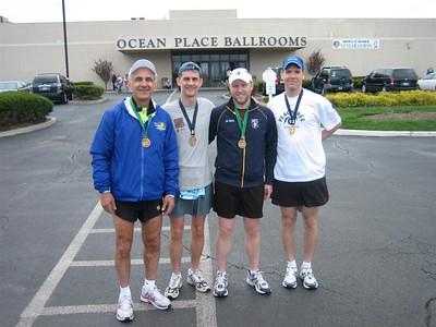 St John's Marathon and Half Marathon