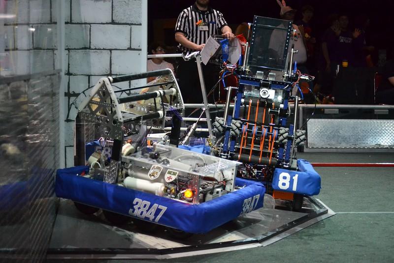 2016 FIRST Bayou Regional Robotics - Spectrum 3847 - 839