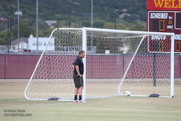 Huston-Tillotson @ SU Soccer (Men)