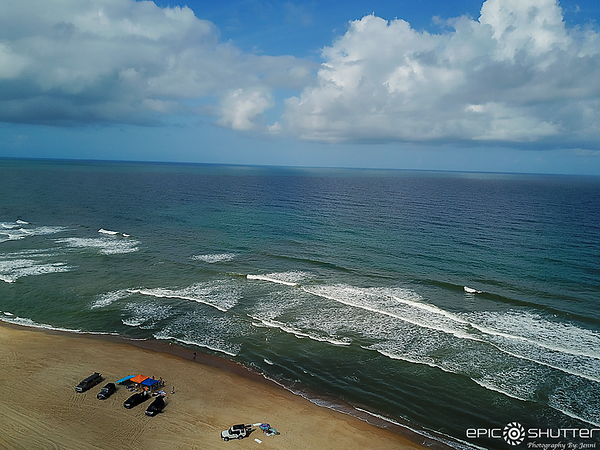 June 26, 2021 Avon, North Carolina, Surfing, Waves,