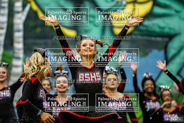 Boiling Springs Cheer BATB 2021