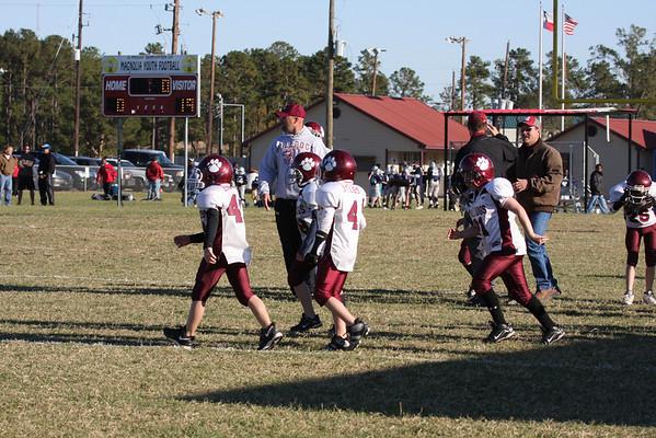 2008 Superbowl - Bulldogs  Vs Cowboys