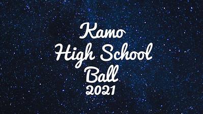 19.06 Kamo High School Ball 2021