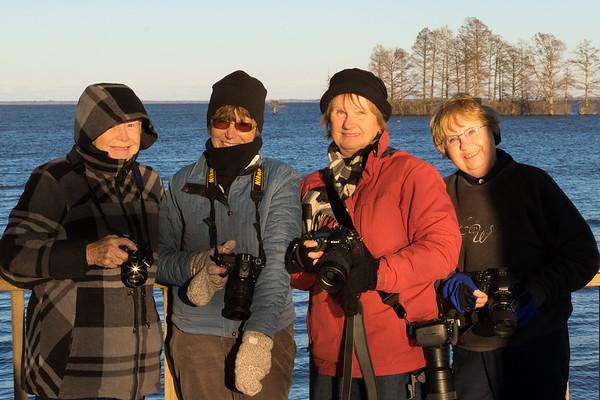 2016 Outing to Pungo Lake and Lake Mattamuskeet