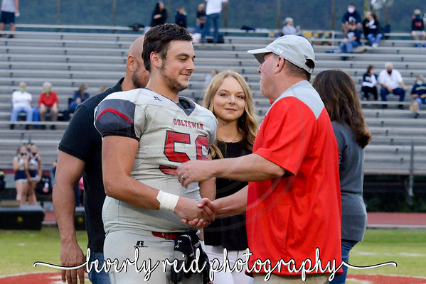 2020-09-25 OHS vs Soddy Daisy (Senior Night)