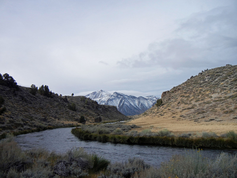 Long Valley, Hot Creek, Sherwin Range