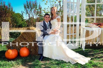 Katie & Patrick Clark 9-27-14