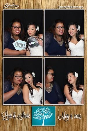 Liza & Steve's Wedding