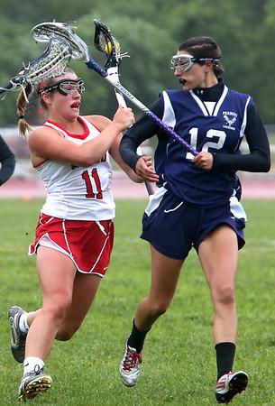 Peabody vs Masco Girls Lacrosse