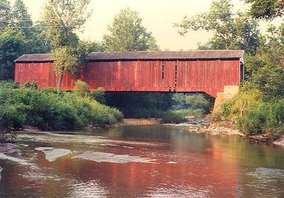 Wilkens Mill Covered Bridge