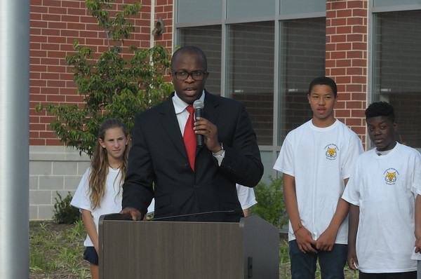 Cedarbrook Middle School grand reopening in Cheltenham