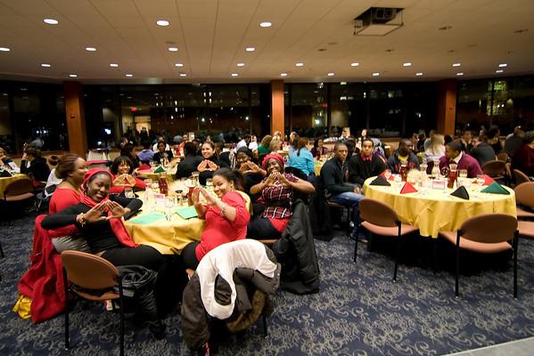 Kwanza Dinner 2008