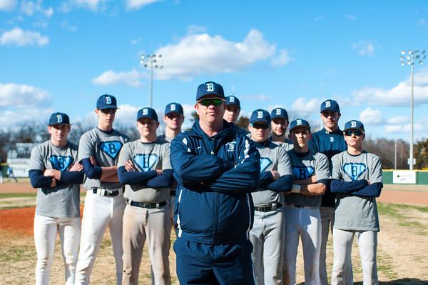 Senior Bruin Baseball