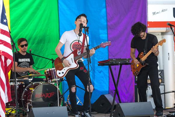 Standoff at Pride 7-14-18