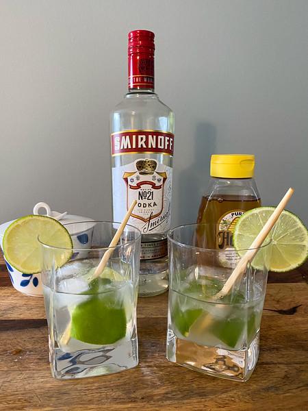 Dawa cocktails