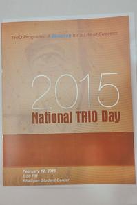 2015 National TRIO Day Feb 12, 2015