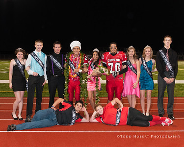 Orting Vs Washington (Homecoming)
