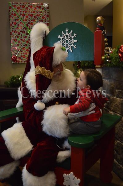 11-22-15 NEWS Santa at Kaitlyn's Cottage