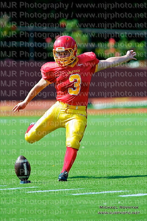 Football, HS Varsity 10, Chaminade Vs St Joes by the Sea, 09-25-10