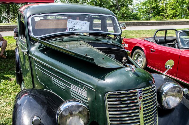 1948 Morris Ten Series M