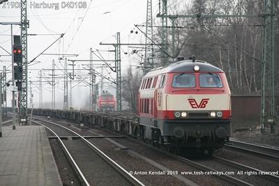 Baureihe 219 DB