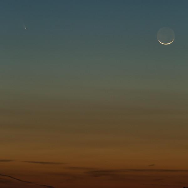 Comet PAN-STARRS 1