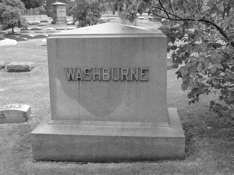 Mayor Hempstead Washburne (1851-1918)