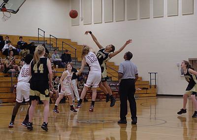02/05/2010 BHS Girls JV Basketball - Butler VS Providence