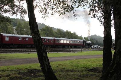 Peak Rail - 18 September 2011