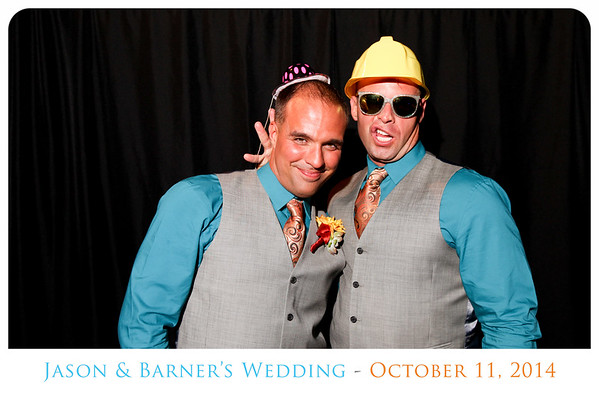 Jason & Barner's Wedding